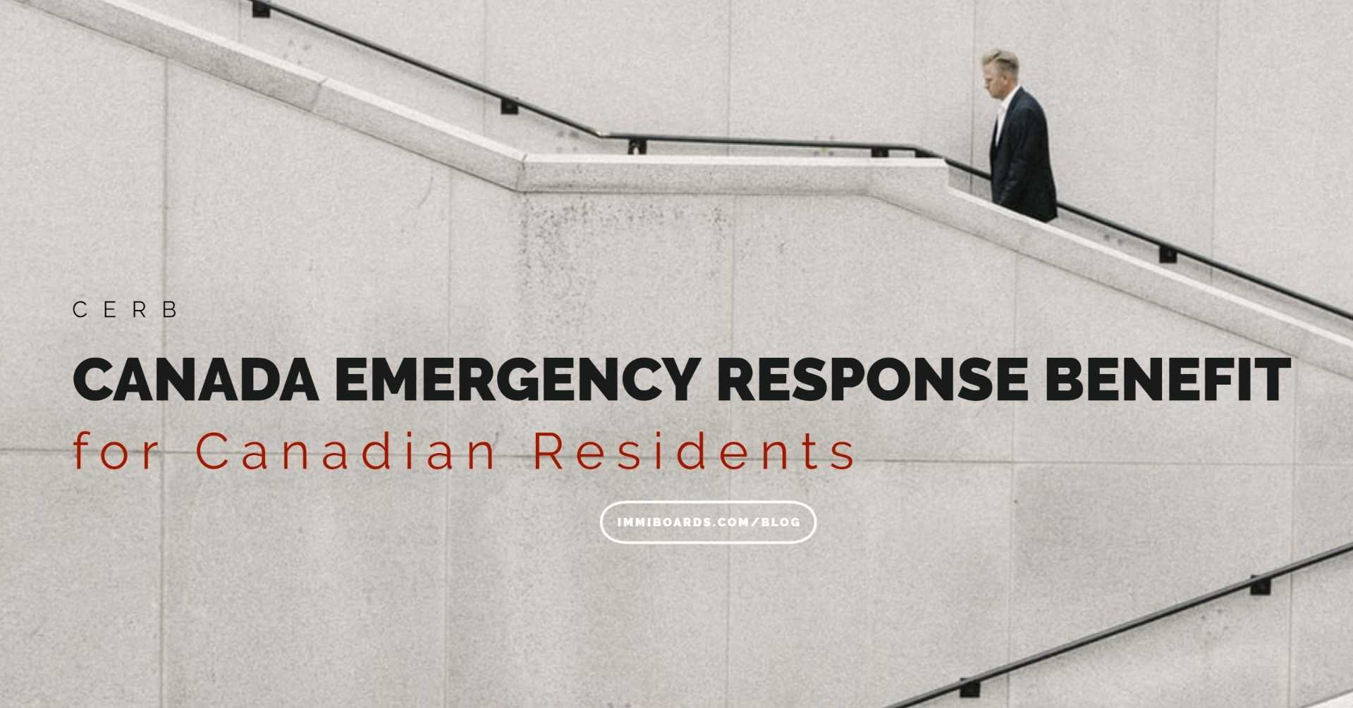 CERB Canada Emergency Response Benefit
