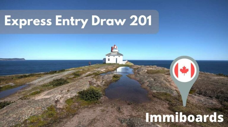 Express Entry Draw 201