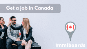 How to get a job in Canada from India