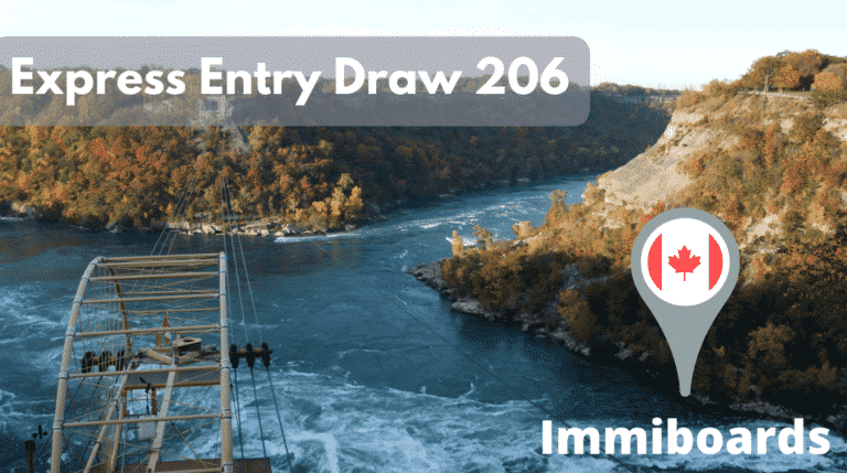 express entry draw 206